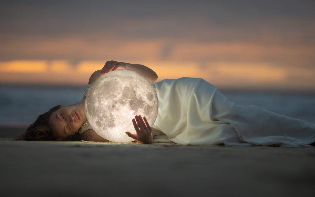 May Moon in Scorpio